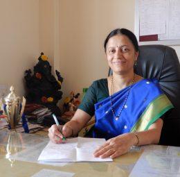 MRS. MANJIRI RANADE - PRINCIPAL - Copy