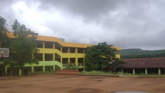 School Building-1